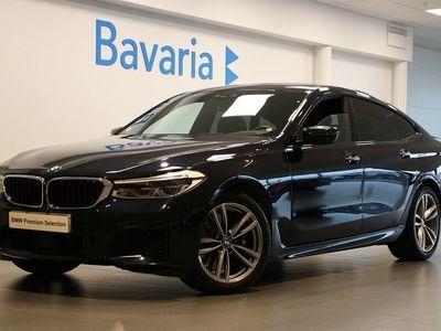 begagnad BMW 630 d xDrive Gran Turismo GT M-Sport Aut Nypris 916.800:-