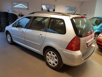begagnad Peugeot 307 1.6 DYNAMIC Kombi / Besiktigad -05