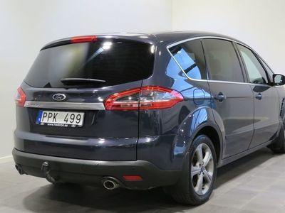 begagnad Ford S-MAX Titanium 2.2 TDCi 200hk