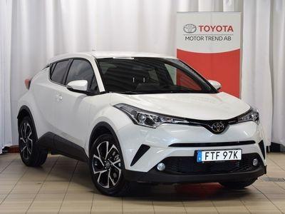 begagnad Toyota C-HR 1,2T M/D S AWD X EDITION