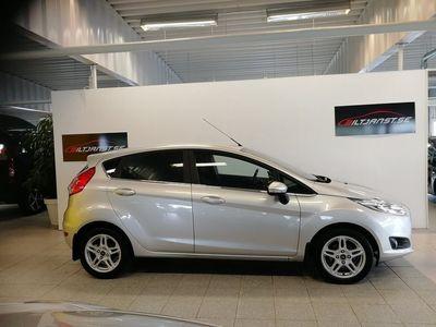 begagnad Ford Fiesta 5-dörrar 1.0 EcoBoost Powershift -15