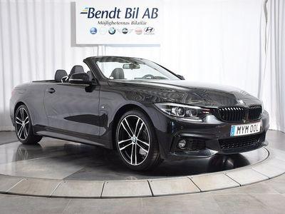 begagnad BMW 430 i / Cab / Läder / M-sport