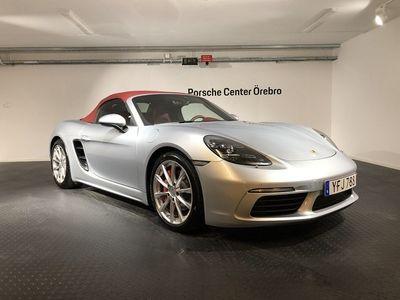 brugt Porsche 718 BOXSTER S