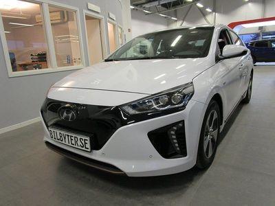 begagnad Hyundai Ioniq Electric Premium Eco OMGÅENDE LEVERANS!