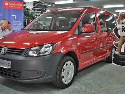 begagnad VW Caddy Maxi Life 2.0 TGI EcoFuel 7- -15