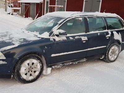 begagnad VW Passat Variant 2.8 V6