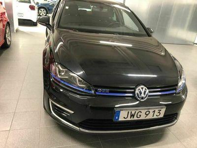begagnad VW Golf GTE DSG6 Elhybrid Navigation
