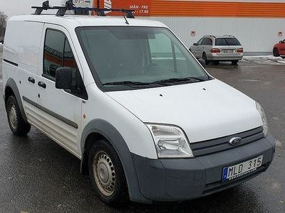 begagnad Ford Transit Connect TDI 7000 Mil Nybes.UA
