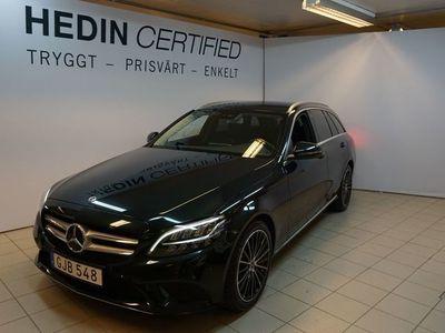 begagnad Mercedes C220 d 9G-Tronic