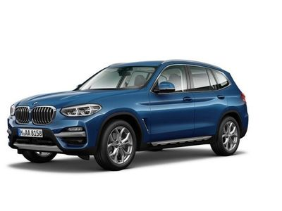 begagnad BMW X3 xDrive20d xLine Navi Värmare Drag Backkamera HiFi