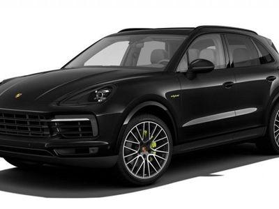 begagnad Porsche Cayenne E-Hybrid, moms