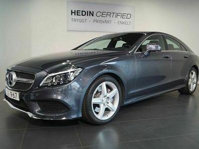 begagnad Mercedes CLS400 COUPÉ AMG Paket