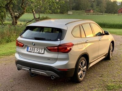 begagnad BMW X1 xDrive 20d -18