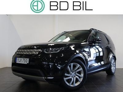 begagnad Land Rover Discovery 5 3.0 TDV6 4WD 7-SITS 2017, SUV 489 900 kr