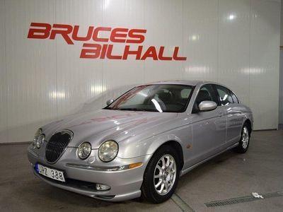 begagnad Jaguar S-Type 2.5 V6 Automat 200hk
