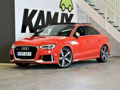begagnad Audi RS3 2.5 TFSI Q | Pano | Cockpit | Magnetic | 530hk