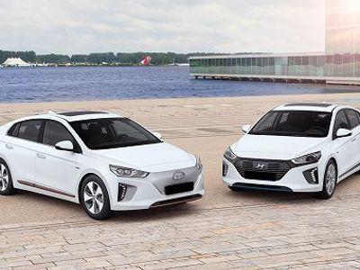 begagnad Hyundai Ioniq ComfortEco Electric - 5års nybilsgaranti