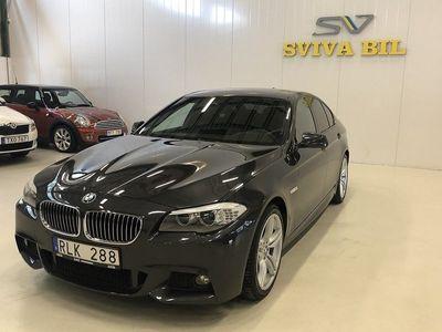 begagnad BMW 525 d full m-sport,204hk,lågmil -12