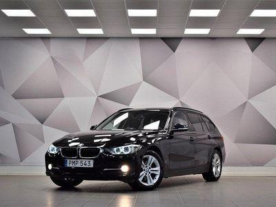 begagnad BMW 320 d xDrive Touring Sport line 184hk