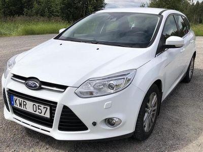 gebraucht Ford Focus 1.6 TDCi Kombi