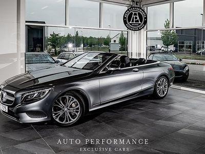 begagnad Mercedes S500 S BenzObs Spec. Från mån 2016, Sedan 879 000 kr