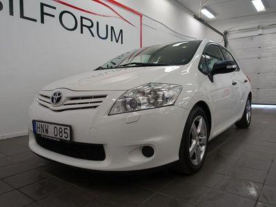 begagnad Toyota Auris 5-dörrar 1.4 D-4D 90hk