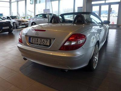 begagnad Mercedes SLK350 Automat-Läder-Xenon !!!