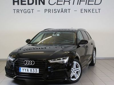 begagnad Audi A6 TDI 190HK SKATTEBEFRIAD 2022-10-31/