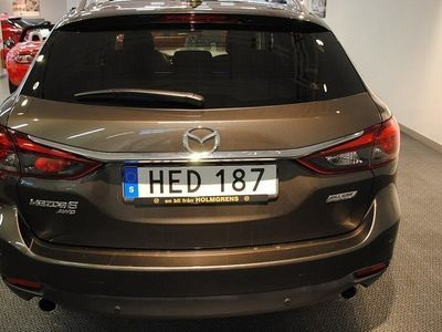 begagnad Mazda 6 VISION 2.2 DE 150 HK AUT AWD