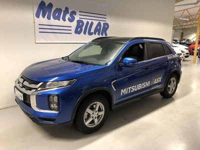 begagnad Mitsubishi ASX 2.0 AS&G CVT 4WD Business