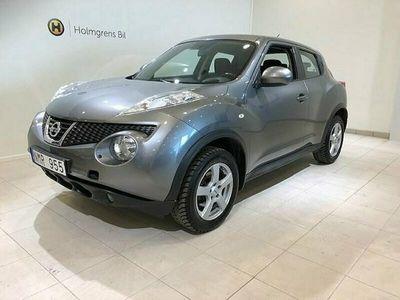 begagnad Nissan Juke 1.6 Acenta Connect Drag