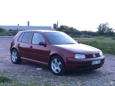 begagnad VW Golf IV
