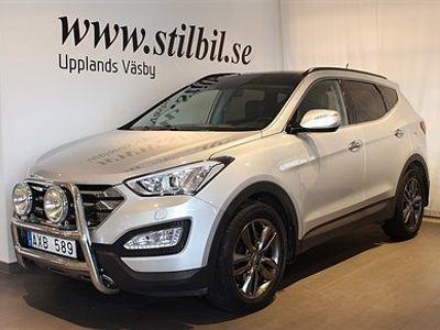 begagnad Hyundai Santa Fe 2,2 Premium -5 Aut