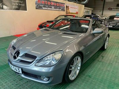 begagnad Mercedes SLK200 171KO