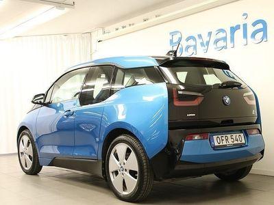 begagnad BMW i3 94 Ah Comfort pkt Automat