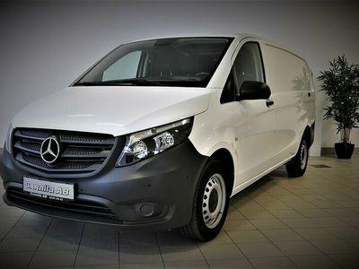 begagnad Mercedes Vito 116 Cdi Lång Euro 6 163 hk