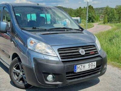 begagnad Fiat Scudo SCUDO 140 DPF PANOR140 DPF PANOR