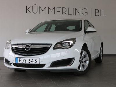 begagnad Opel Insignia 1.6 CDTI EUR6 Miltal/2800/PDC/KUPÉVÄRMARE