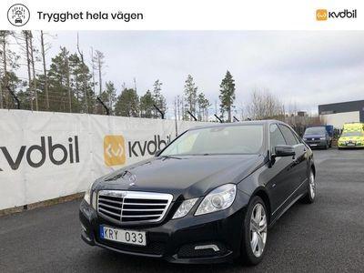 begagnad Mercedes E350 212CDI