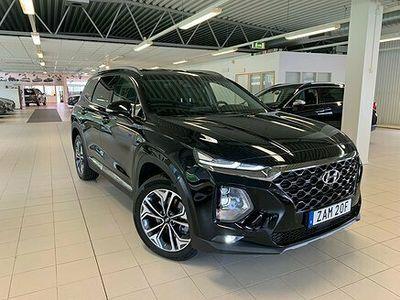 begagnad Hyundai Santa Fe 2.2 CRDi Premium 4WD Aut Euro 6 200hk