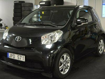 begagnad Toyota iQ 1.0 VVT-i 68hk ÅRSSKATT 360KR