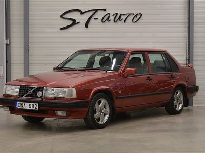 begagnad Volvo 940 2.3 Classic 3 brukare 135hk