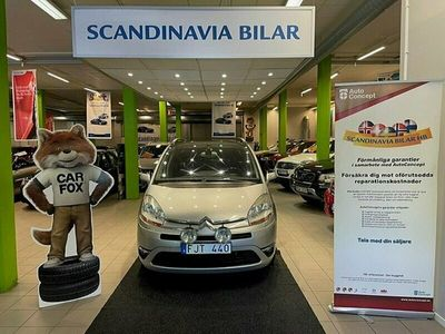 begagnad Citroën Grand C4 Picasso 2.0 7-sits Exclusive Drag
