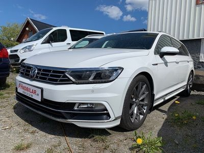 begagnad VW Passat 4M | DSG | R-LINE | 5100 MIL