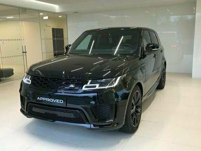 begagnad Land Rover Range Rover Sport P400e Stealth Edition DE 2021, SUV Pris 1 139 000 kr