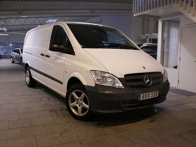begagnad Mercedes Vito 110 CDI 95hk -14