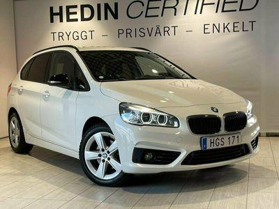 begagnad BMW 220 2 D XDRIVE ACTIVE Sportline 2016, Kombi Pris 199 900 kr