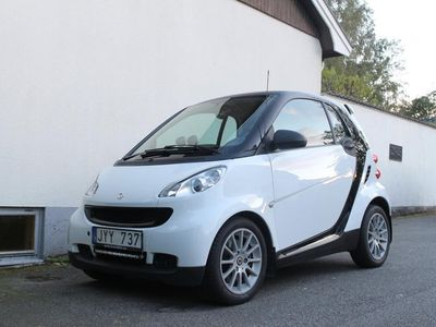 begagnad Smart ForTwo Coupé 1.0 MHD, mycket fin