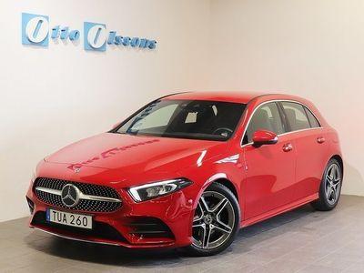 begagnad Mercedes A200 163hk AMG Premium Aut, Nav, Widescreen