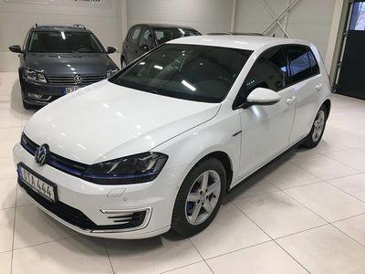 begagnad VW Golf GTE 1.4 TSI DSG 204hk